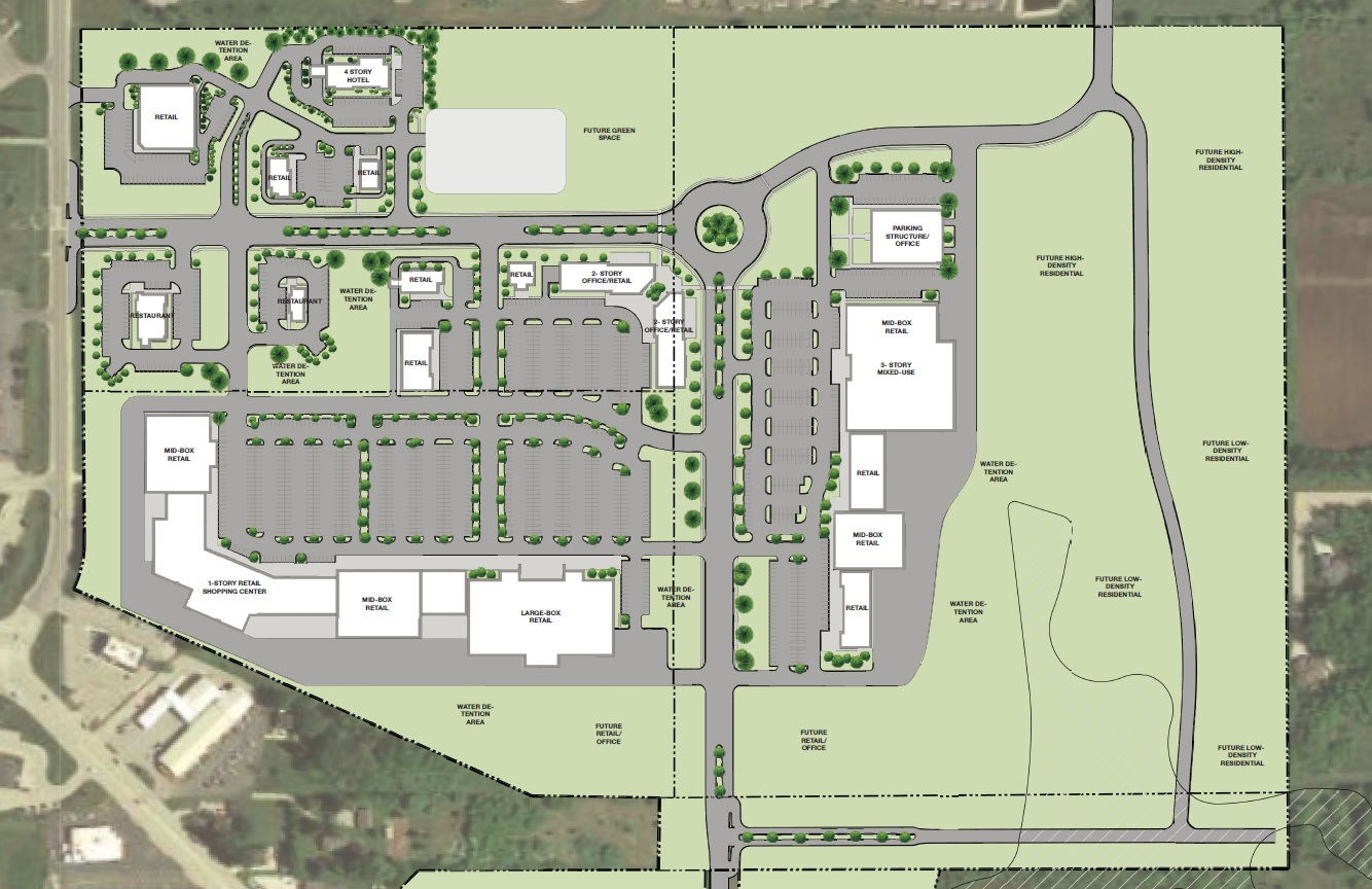 T. Sheboygan Retail Development Master Plan
